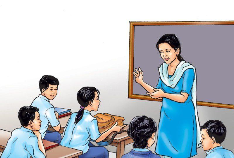 दोर्दीका विद्यालयमा पठनपाठन शुरु